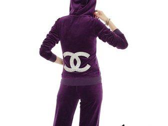 Смотреть фотографию Спортивная одежда Спортивный женский костюм Chanel 32766274 в Москве