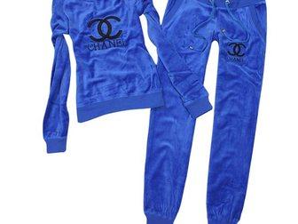 Свежее фотографию Спортивная одежда Женский спортивный костюм от Chanel 32766288 в Москве