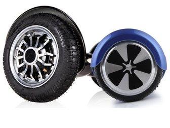 Свежее фотографию  Гироскутер Мини Сигвей Smart Wheel SUV+ ремонт 32901283 в Москве
