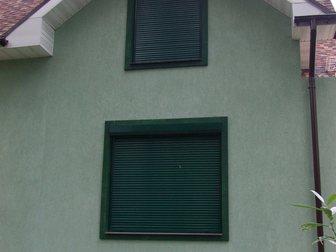 Скачать бесплатно фотографию Двери, окна, балконы Рольставни на окна 32905215 в Москве