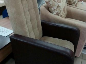 Смотреть foto Мягкая мебель Кресла продажа 32929194 в Москве