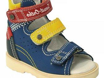 Смотреть фото  Детская Ортопедическая Лечебная и Проф обувь 32941005 в Красноярске
