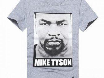 Увидеть фотографию Мужская одежда Футболка Dolce & Gabbana Mike Tyson 32968964 в Москве