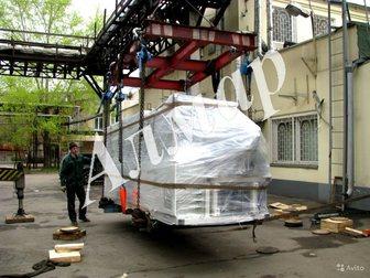 Просмотреть foto Разное Такелаж, Подъем и перемещение оборудования 32979197 в Москве