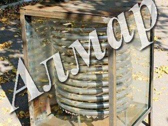 Увидеть изображение  Стеклянный спиральный дровяной водонагреватель для бассейна 32983543 в Москве