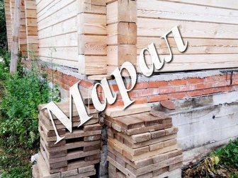 Скачать бесплатно фотографию Строительство домов Нарастить цокольный этаж под готовым домом 33016685 в Москве