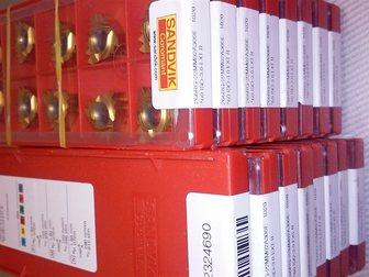 Скачать бесплатно foto  Резьбовые пластины Sandvik 33046775 в Перми