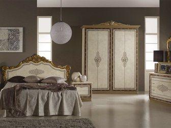 Уникальное foto Мебель для спальни Спальня Джессика 33146678 в Москве