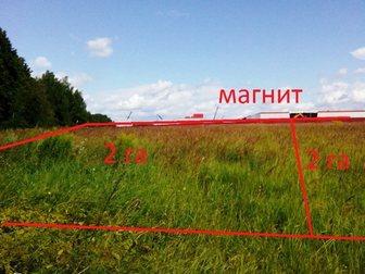 Смотреть фото  Участок 2 Га в г, Дмитров д, Шелепино 33162933 в Дмитрове
