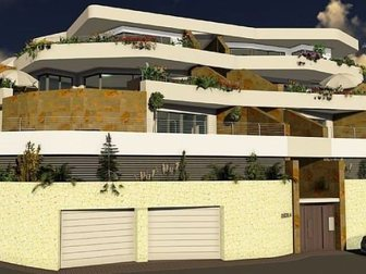 Новое foto  Недвижимость в Испании, Новая квартира на второй линии море от застройщика в Бенидорм 33204127 в Москве