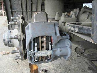 Увидеть изображение  Переустановка дисковых тормозов п/прицепов 33215814 в Челябинске