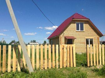 Новое фотографию  Новый дом из бревна - М, О, , Воскресенский р-н,д, Золотово 33240881 в Москве