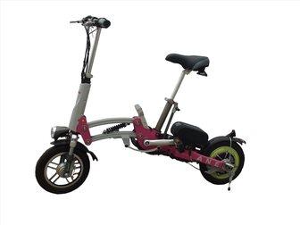 Увидеть foto Мото Компактный велосипед с электромотором 33268594 в Москве