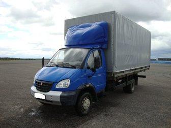 Свежее изображение  Купить надежный тентованный бортовой грузовик ВАЛДАЙ 331061 (ГАЗ), 2011 года выпуска, 33302906 в Москве