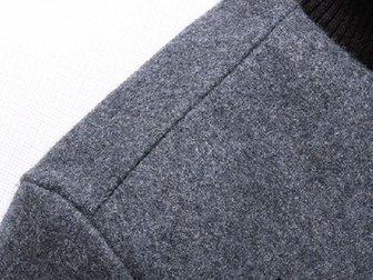 Скачать бесплатно фото Мужская одежда Мужская куртка Philipp Plein Woolen Coat 33303821 в Москве