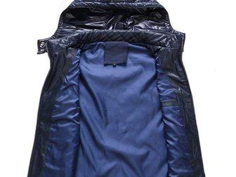 Просмотреть фото Мужская одежда Жилетка кожаная Philipp Plein Leather 33303846 в Москве