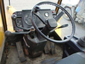 Просмотреть foto  Купить надежный бу фронтальный погрузчик б у марки Амкодор 333В 2012 года выпуска 33308175 в Москве