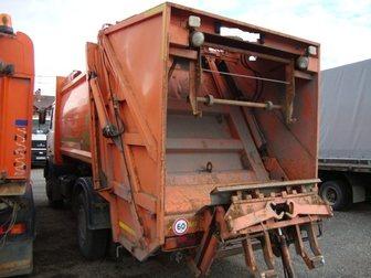 Уникальное фотографию  Купить б у мусоровоз МКЗ-3402 на шасси МАЗ-5337А2, 2012 год выпуска, в полностью исправном техническом состоянии 33308688 в Москве