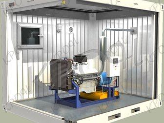 Уникальное фото  Блок-контейнер для дизельных электростанций 33316670 в Ростове-на-Дону