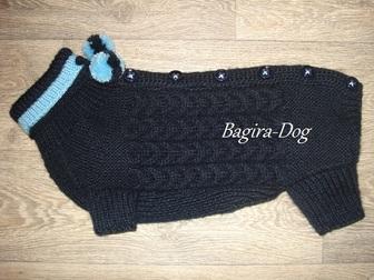 Уникальное foto Одежда для собак Вязаная одежда для такс 33320982 в Москве