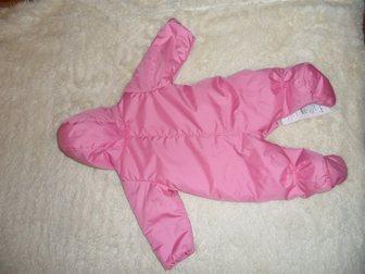 Смотреть фото  Комбинезон для ребенка (розовый), Новый, 33384259 в Москве