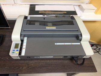 Смотреть foto Продажа домов Комплект послепечатного оборудования (оборудование для типографий) 33496616 в Москве