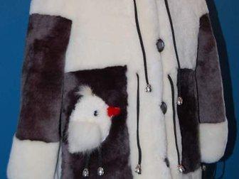 Смотреть изображение  новые детские шубки из натурального меха 33544844 в Воронеже