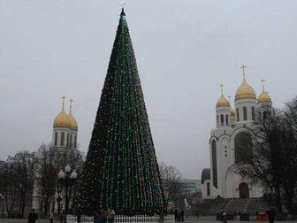 Смотреть foto Разные услуги Монтаж уличной елки, Москва, услуги 33658513 в Москве
