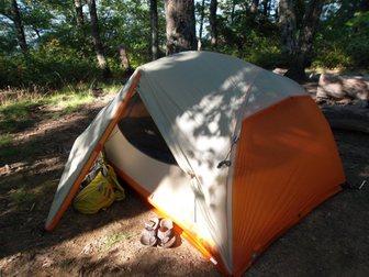 Уникальное фото Товары для туризма и отдыха топовая палатка Big Agnes Copper Spur Ul2, вес 1,43 кг, 33759089 в Москве