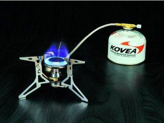 Скачать бесплатно изображение Товары для туризма и отдыха Мультитопливная горелка Kovea Dual Max (газ, бензин) 33759154 в Москве