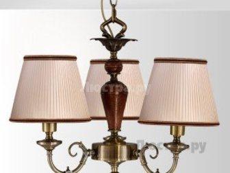 Просмотреть фотографию Светильники, люстры, лампы Люстры для дома и офиса - большой выбор 33802125 в Москве