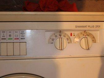 Свежее foto  Продаю на запчасти неисправную стиральную машинку Siemens 33969533 в Москве