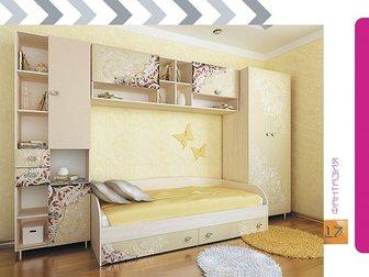 Увидеть foto  Детская модульная мебель Фантазия 34023819 в Москве