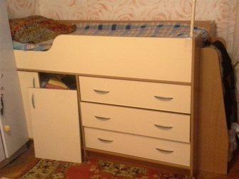 Новое фото  продам кровать-чердак 34026525 в Москве