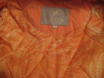 Скачать фото Женская одежда Зимняя куртка 44-46 раз, новая, итальянский бренд Capriсe 34036721 в Москве