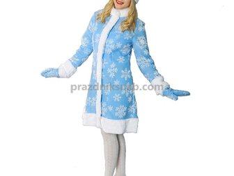 Уникальное foto Женская одежда Костюм Снегурочки в Чебоксарах 34043613 в Чебоксарах