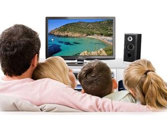 Скачать фото  Цифровое эфирное телевидение, Спутниковое ТВ, Монтаж, ремонт, обслуживание 34057530 в Москве
