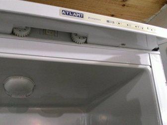 Скачать бесплатно фотографию Холодильники Холодильник Атлант, б/у, рабочий 34065817 в Москве