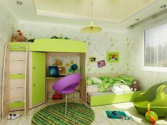 Смотреть изображение Детская мебель Модульная мебель для детей Лада Лайм 34102295 в Москве