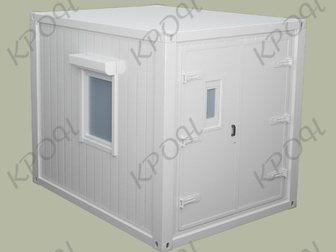 Просмотреть фотографию  блок-контейнер 10 футов 34232230 в Ростове-на-Дону