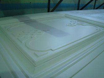 Смотреть foto Производство мебели на заказ Декоративные решетки на радиатор,панели на стену с резным декором на заказ 34460095 в Москве