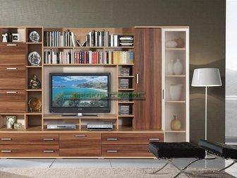 Новое изображение Мебель для гостиной Стенка Калипсо-6 34554379 в Москве