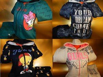 Уникальное фото  Модные теплые спортивные костюмы 34573004 в Москве