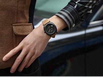 Просмотреть foto  Часы Curren 8139 (черный циферблат) 34664691 в Москве