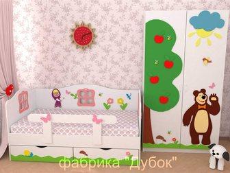Уникальное foto  Очень детская мебель фабрики Дубок 34816375 в Москве