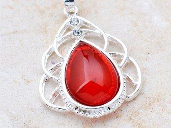Новое изображение  Продам серебряный кулон, 34838470 в Москве