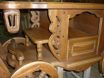 Свежее foto Мебель для гостиной Карета-журнальный столик 34869370 в Москве