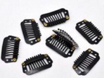 Уникальное фотографию  Инструменты для наращивания волос 34995736 в Москве