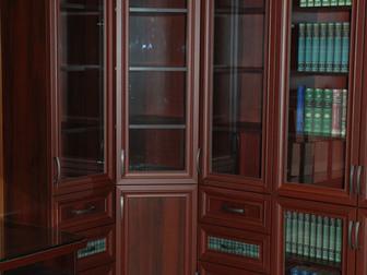 Свежее фото Мебель для гостиной Библиотека Бейкер-стрит новая 35643535 в Москве