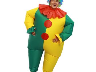 Увидеть foto  Смешные надувные костюмы для праздников по низким ценам, 35657760 в Чебоксарах
